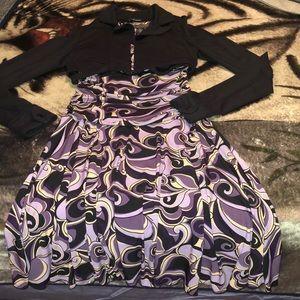 Beautiful dress scrunched waist, ss.8